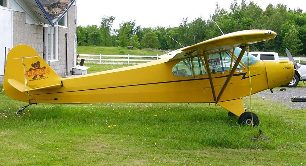 PA-11 Super Cub Special CF-CUB