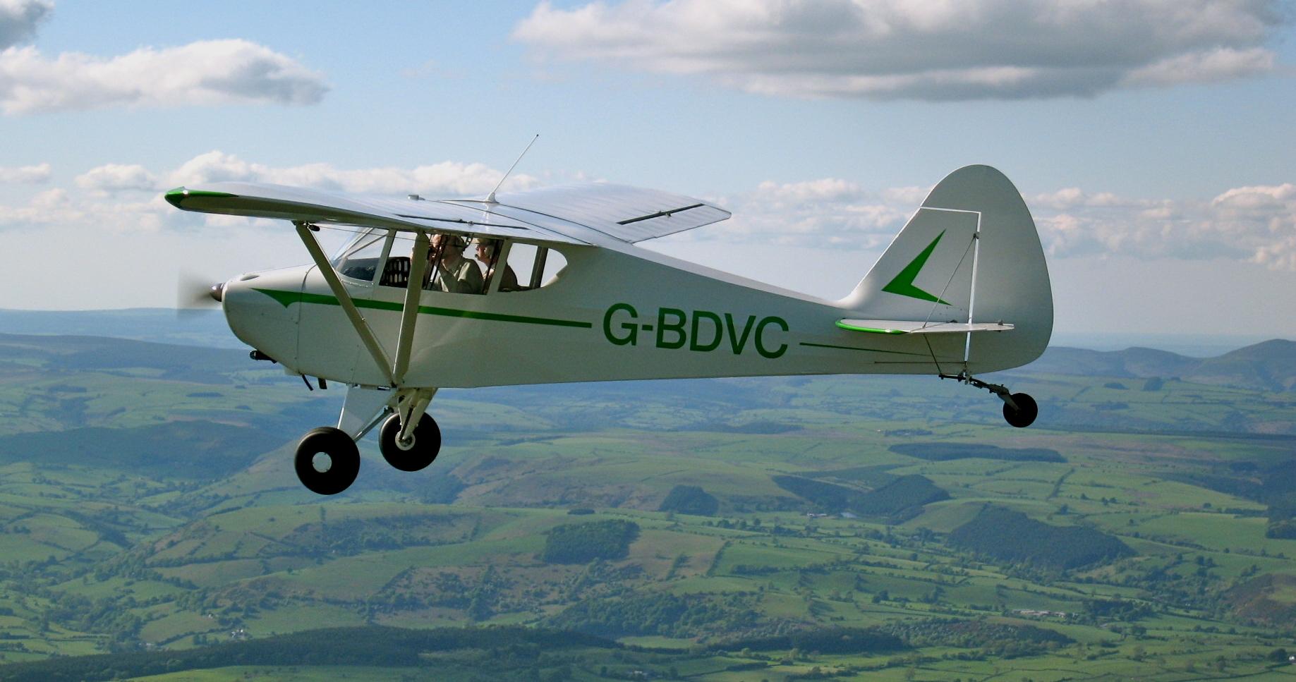 vintage aircraft club