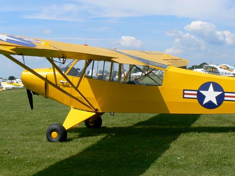 Cub at Aero Expo 2014
