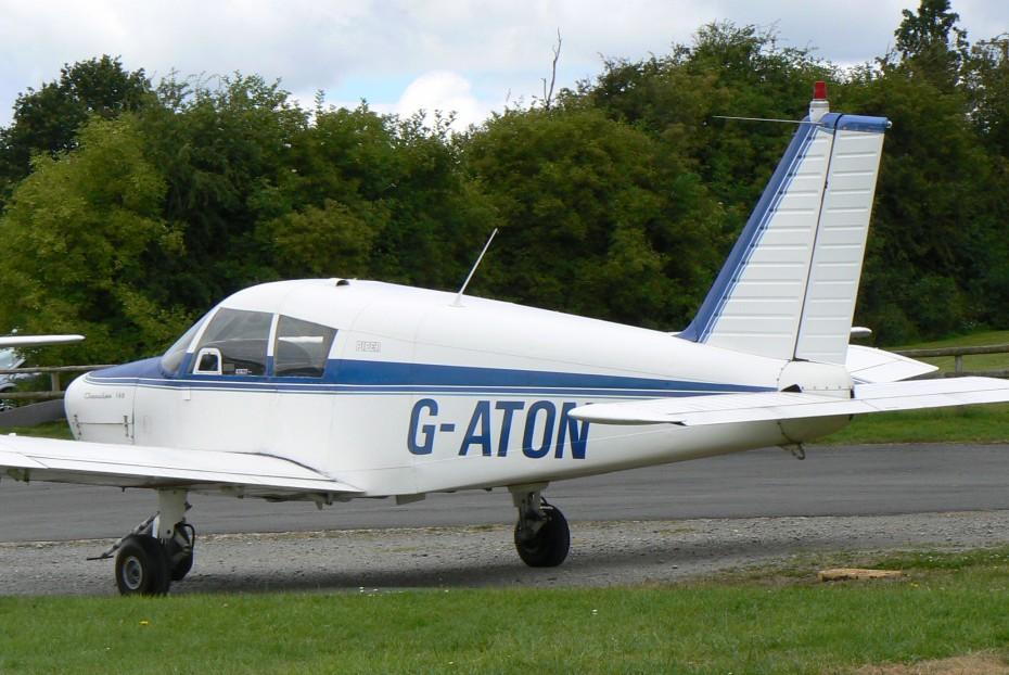 G-ATON at Shobdon 2014