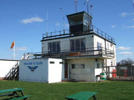 Sleap Control Tower