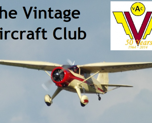 Vintage Aircraft Club Image