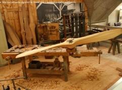Wooden Propellor