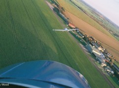 Dogfight over Breighton (image from Breighton website)