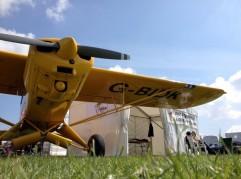 Aero Expo Tent 2014