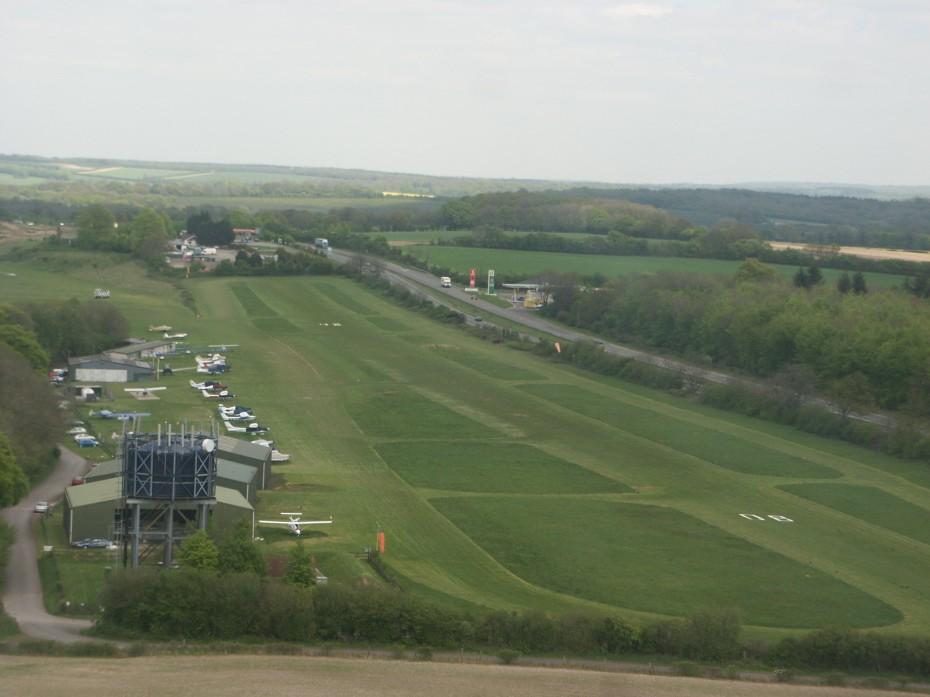 Popham (UKGA Photo)